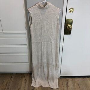 ASOS Midi dress with button detail